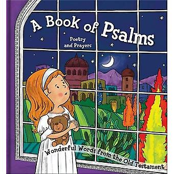 Square Cased Bible Story Book - A Book of Psalms (Square Cased Bible Stories)