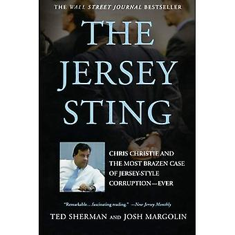 The Jersey Sting: Chris Christie and the Most Brazen Case of Jersey-Style Corruption-Ever