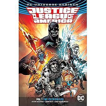 Justice League of America TP�Vol 1 (Rebirth)