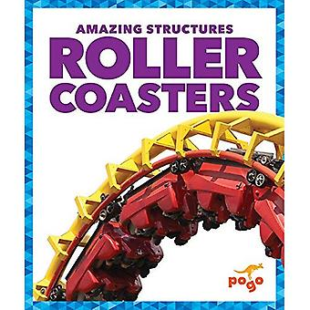 Roller Coasters (Amazing Structures)