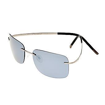 Simplify Ashton Polarized Sunglasses - Gunmetal/Silver