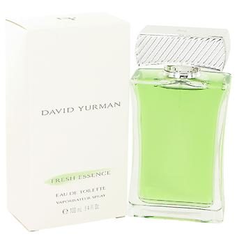 David Yurman Fresh Essence by David Yurman Eau De Toilette Spray 3.3 oz / 100 ml (Women)
