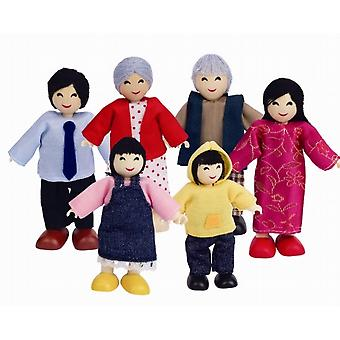 HAPE Happy Family - asiatisk E3502