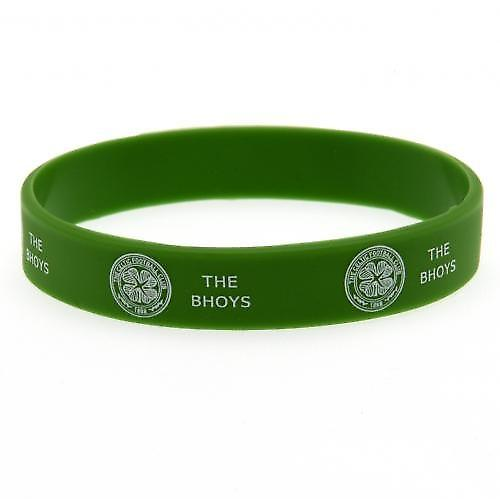 Celtic FC silicone wristband   (bb)