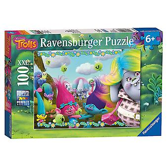 Ravensburger troll XXL 100pcs pussel
