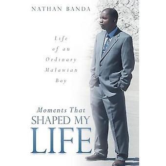 Momentos que moldaram a minha vida a vida de um rapaz normal do Malawi por Banda & Nathan