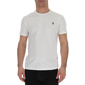 Ralph Lauren White Cotton T-shirt