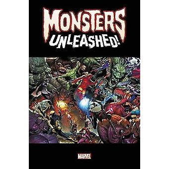 Monsters Unleashed - The Event by Leinil Francis Yu - 9781302904852 Bo