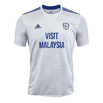 2018-2019 Cardiff City Adidas Away Football Shirt