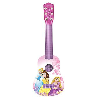 Lexibook Disney Princess Rapunzel My First Guitar Pink/Purple (Model No. K200DP)