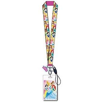 Cortile di lattante - Disney - w/Soft Touch Dangle Princess 86084