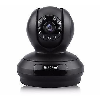 Black eu sricam sp019 hd 1080p ip camera