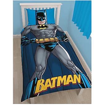 Batman schaduw één Dekbedovertrek en kussensloop set