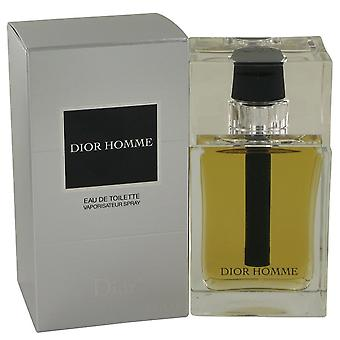Dior Homme av Christian Dior Eau De Toilette Spray 3,4 oz/100 ml (män)