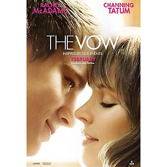 The Vow Poster Double Sided Advance (2012) Original Cinema Poster