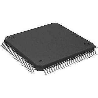 Embedded microcontroller DF3064BF25V QFP 100 (14x14) Renesas 16-Bit 25 MHz I/O number 70