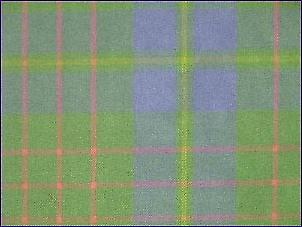 Cameron of Locheil Hunting, Ancient - Pure Wool Tartan
