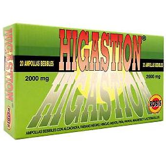 Robis Higastion 10 ml 20 Vials (Herboristeria , Supplements)