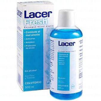 Lacer LacerFresh Mouthwash 500 ml (Hygiene and health , Dental hygiene , Mouthwash)