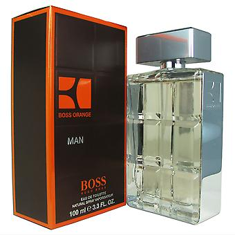 Boss Orange Man by Hugo Boss 3.3 oz EDT Spray