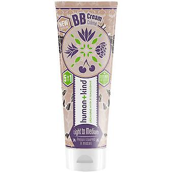 Human + Kind BB Light to 50 ml Medium (Beauty , Facial , Anti Stain)