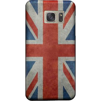 Kill cover UK Flag Retro for Galaxy S6