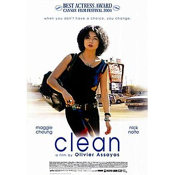 Clean Movie Poster (11 x 17)