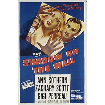 Shadow on the Wall Movie Poster (11 x 17)