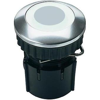 Bell button backlit 1x Grothe 63222 Stainless steel 24 V/1,5 A