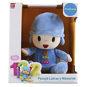 Bandai Pocoyo letters and numbers (Toys , Educative And Creative , Electronics)