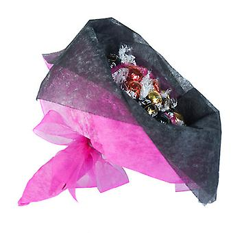 Easter Chocolate Posy - Hot Pink - Large
