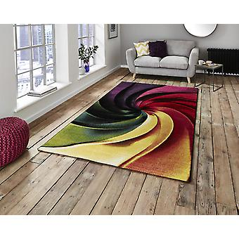 Sunrise Y498A Rectangle tapis tapis Funky