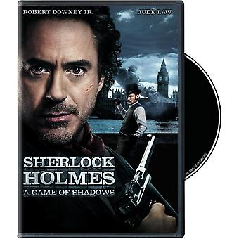 Sherlock Holmes: A Game of Shadows [DVD] USA import