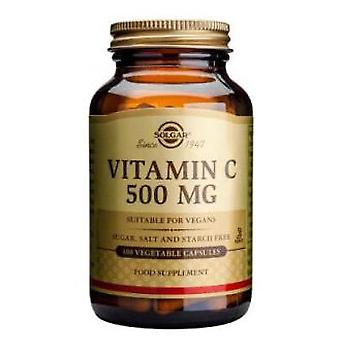 Solgar Vitamina C 500mg. 100Vegicaps
