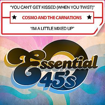Cosmo & Nelken - können nicht Sie geküsst bekommen (wenn Sie verdrehen) / ich bin ein USA import