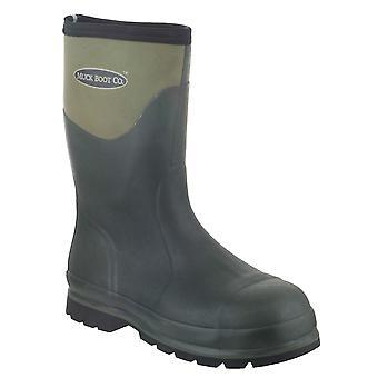 Muck Mens Boots Humber Moss Wellingtons Waterproof Winter Lighweight Wellies