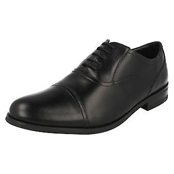 Mens Clarks Formal Lace Up Shoes Brint Cap
