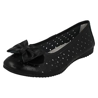 Ladies Down To Earth Flat Comfort Ballerinas F80207   *** WAITING FOR PHOTOS ***