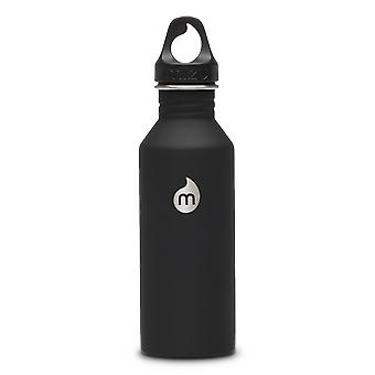 Mizu M5 530ml rustfrit stål flaske - sort