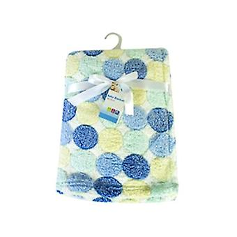 Primo passi Supersoft pile Baby Blanket 75x100cm FS414
