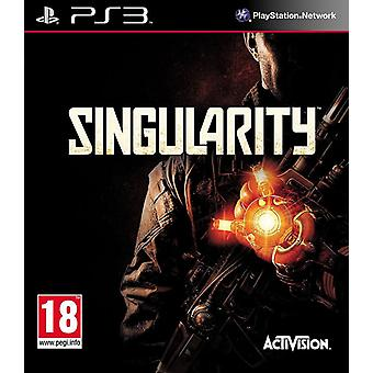 Singularity PS3 spel