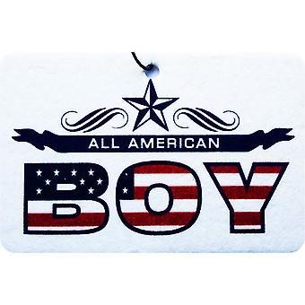 Все американские мальчик автомобилей освежитель воздуха