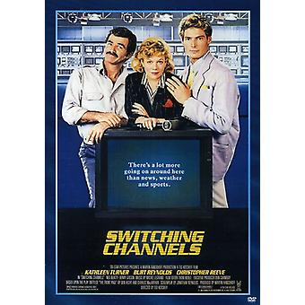 Switching Channels [DVD] USA import