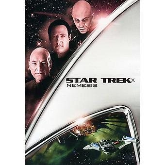 Star Trek X: Nemesis [DVD] USA import
