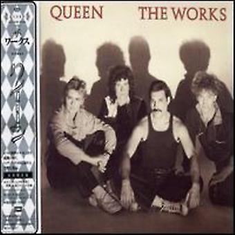 Queen - gerninger [CD] USA importerer