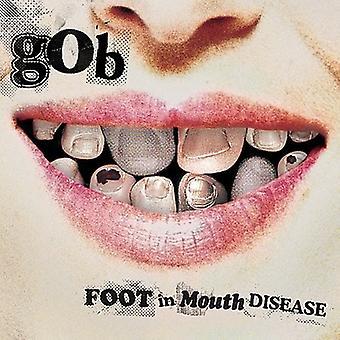Gob - mund i munden sygdom [CD] USA import