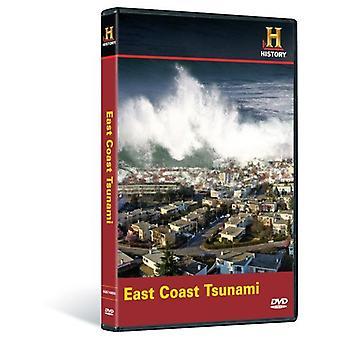 East Coast Tsunami [DVD] USA import