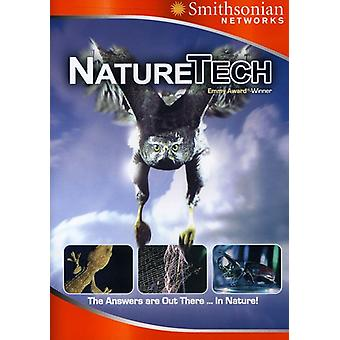 Nature Tech [DVD] USA import