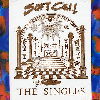 Soft Cell - Singles [CD] USA import