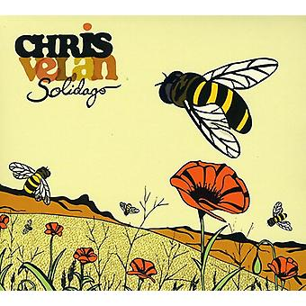 Chris Velan - Solidago [CD] USA import